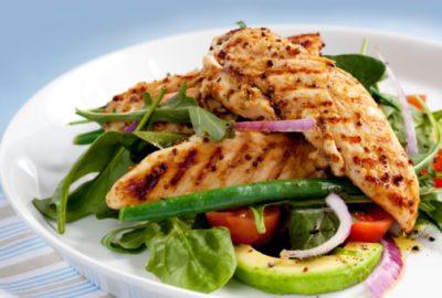 Ten-Minute Lunches: Chicken Breast Recipe