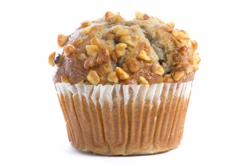 Healthy and Satisfying Banana Nut Muffins