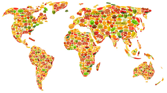 Best healthy food from around the world_110613