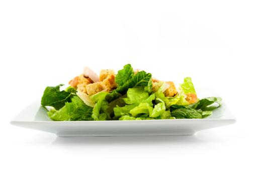 Enjoy a healthy grilled chicken salad