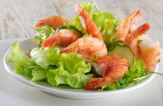 Grilled seafood salad_130613