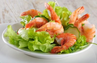 Grilled Seafood Salad Recipe