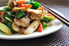 Easy Chicken Stir-Fry Recipe