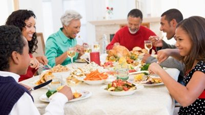 Thanksgiving food Canada