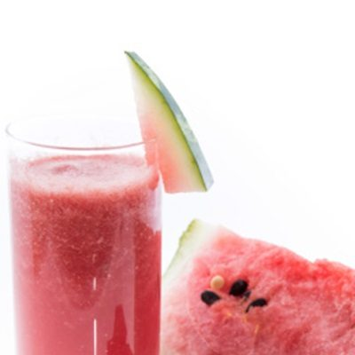 Watermelon juice can help with your workout