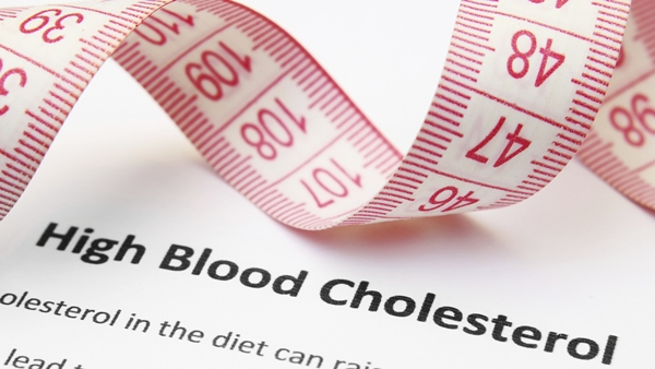 High Cholesterol is a Common Problem