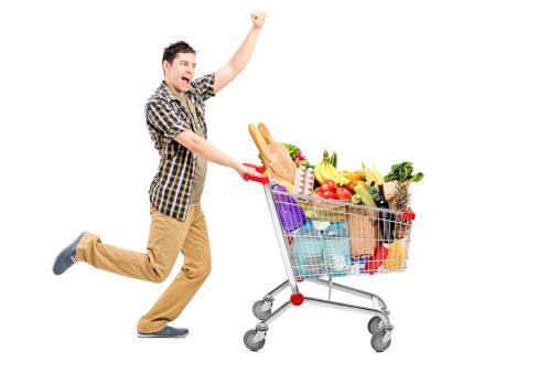 Shop seasonal fruits & vegetables