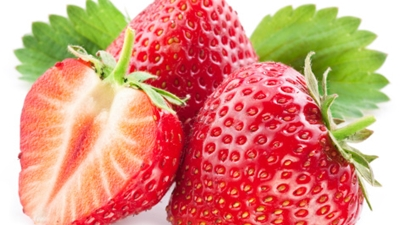 Strawberries for Cholesterol