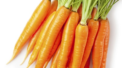 Are Carrots good for your eyes