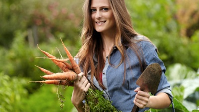 Healthy vegetables to grow in spring