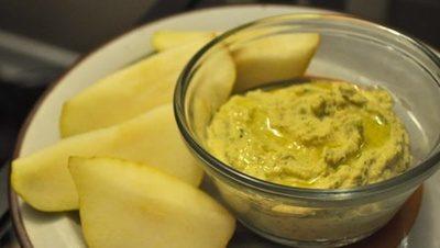 Rosemary-Dill Hummus