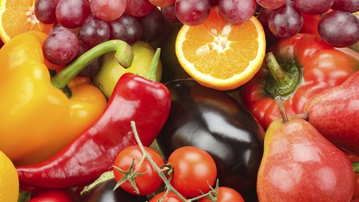 Keep Your Plate Full of Fruits and Vegetables