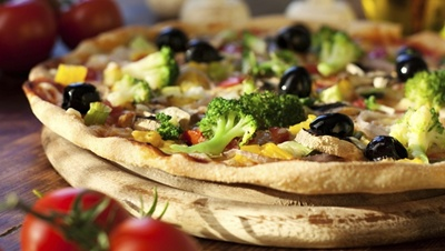 Yeast-Free Crust for Pizza Lovers