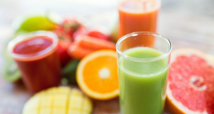 Heart disease and cancer prevention with organic smoothies