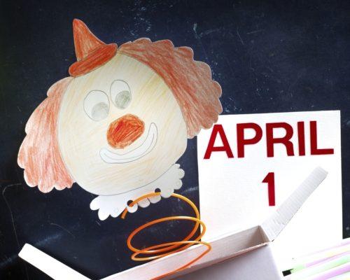 April 1 Fools Day