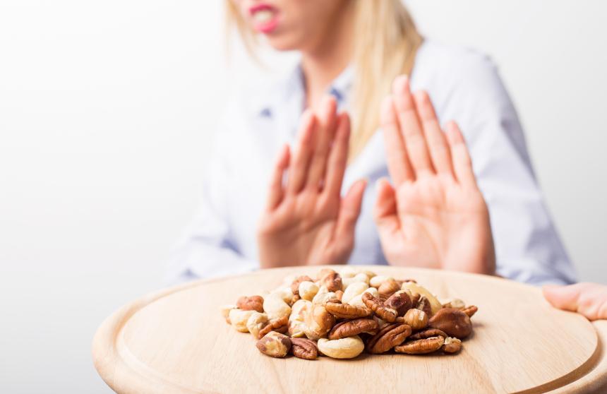 Food Allergy, Antibody Levels, food allergies