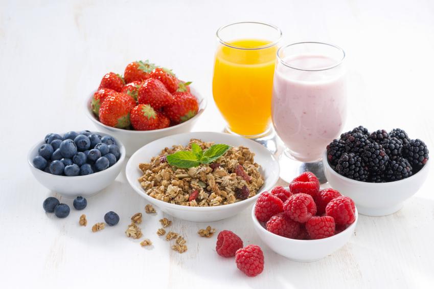 Dr. Oz, Breakfast