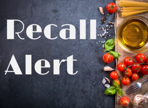 Recall Issued For Cookies