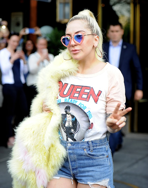 Lady Gaga Weight Loss