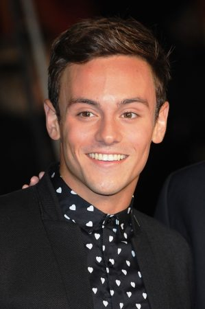 Tom Daley Wants People to Drink Fruit Water, Not Fruit Juice