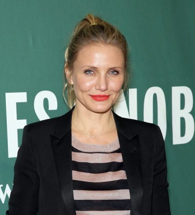Cameron Diaz Reveals Diet and Food Inspiration