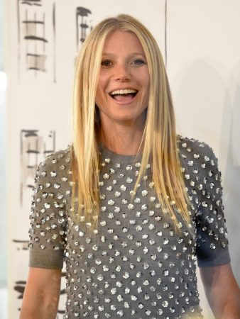 Gwyneth Paltrow Eat Salad This Summer
