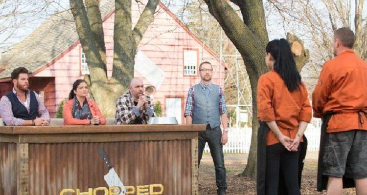 Chopped Grill Masters Season 3 Napa Grand Finale