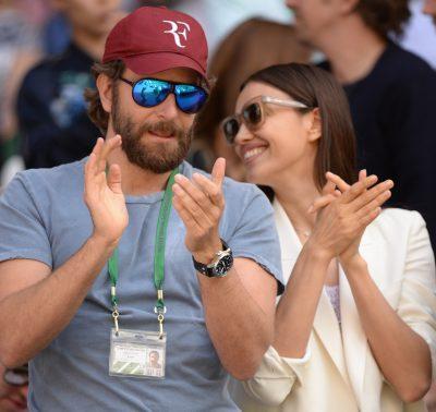 Bradley Cooper and Irini Shayk