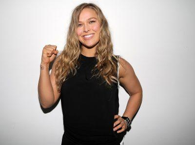 Ronda Rousey Follows a Paleo Diet