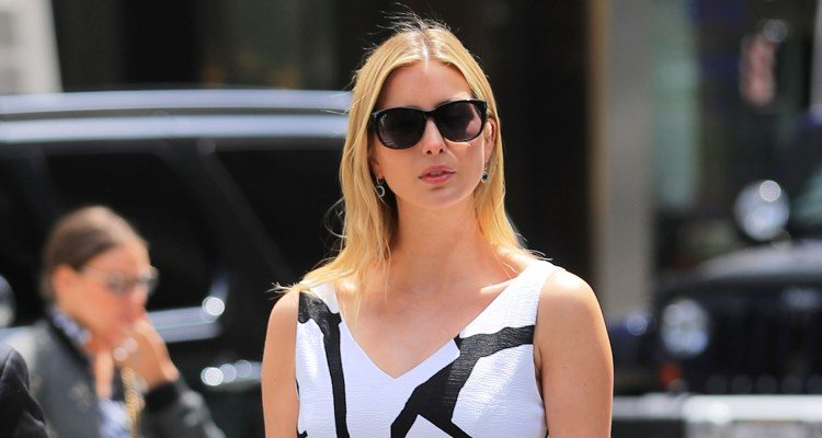 Ivanka Trump's Post-Baby Body Secret: Diet and Workout ...