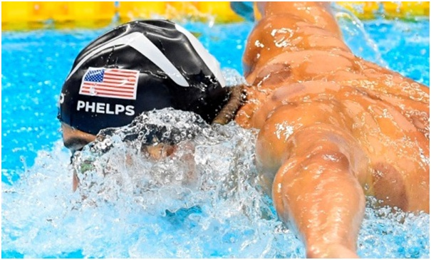 Michael Phelps Men's 200m Butterfly Fina