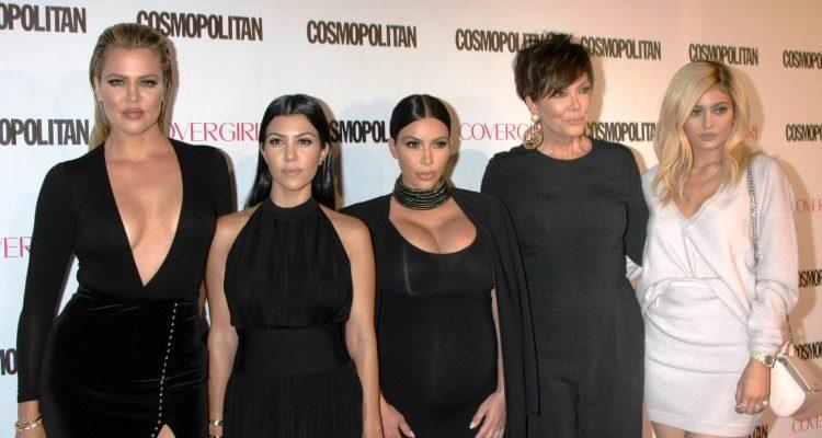 Friendly Exes Kourtney Kardashian And Scott Disick Take The Kids To Sugarfish
