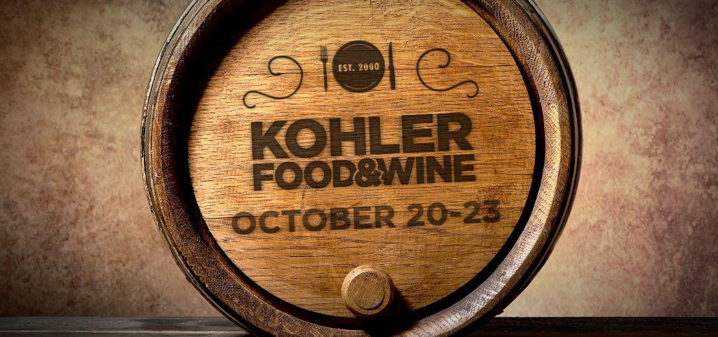 Kohler Food and Wine 2016