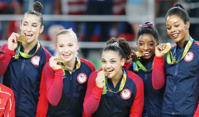 Team USA Gymnasts