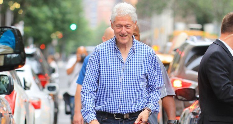 'You have right to be believed' edited out of Clinton website