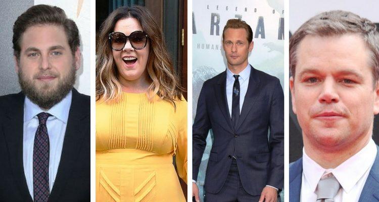 Celebrities Body Transformation