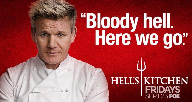 Gordon Ramsay's Hell's Kitchen Season 16 Updates: Meet the