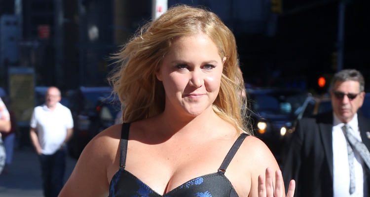 Amy Schumer calls out Girls' Life vs