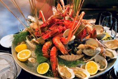 Labor Day Weekend Seafood Festivals 2016