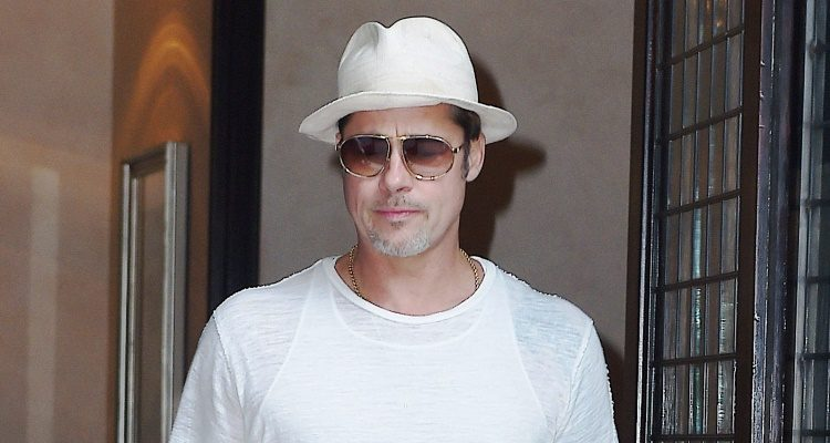 Brad Pitt Workout Shoulders Fight Club
