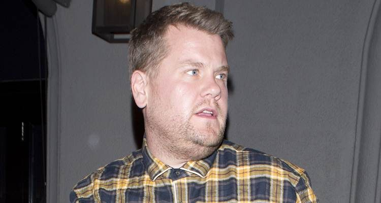 The Late, Late Show Host James Corden