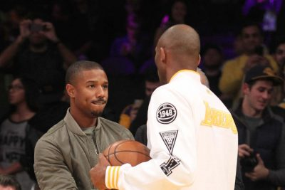 Kobe Bryant, Michael B. Jordan