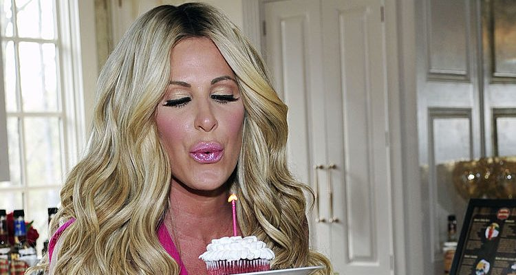 """Don't Be Tardy"" Star Kim Zolciak Would Love to Have a Seventh Child: Kroy Biermann's Wife Fitness Secrets Revealed"