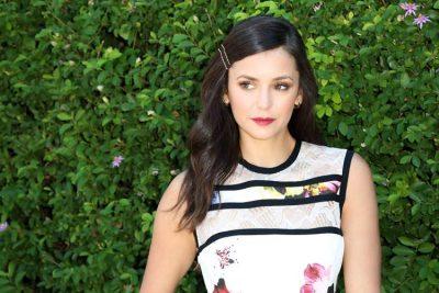 The Vampire Diaries Star Nina Dobrev