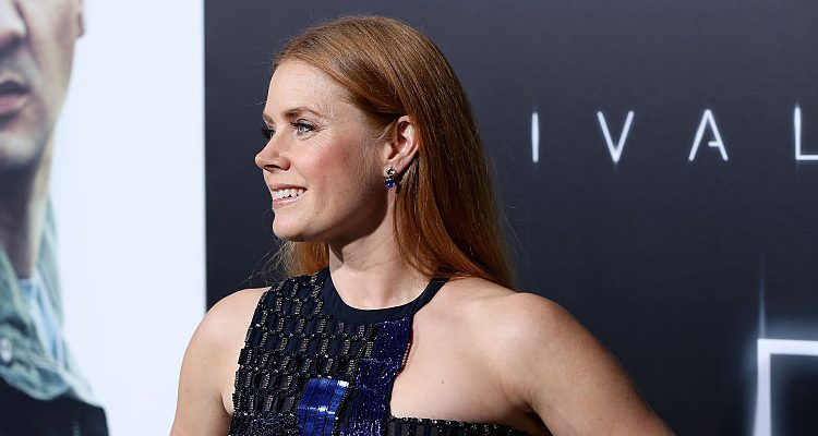 Arrival's Amy Adams Stuns with Her Performance and Looks: Jeremy Renner's Co-Star Follows Energy Diet