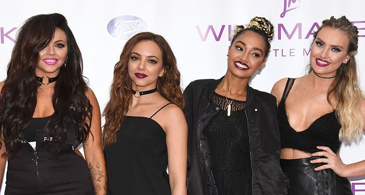 Little Mix's Perrie Edwards, Jesy Nelson & Jade Thirlwall Talk Body Shaming and Their Healthy Lifestyle