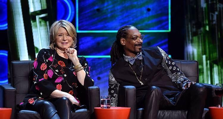Martha Stewart, Snoop Dog