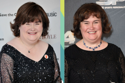 Susan Boyle Weight Loss Transfomation