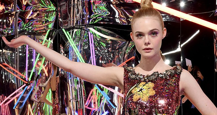 Elle Fanning Smitten by Channing Tatum and His Killer Body at Beyoncé Concert!