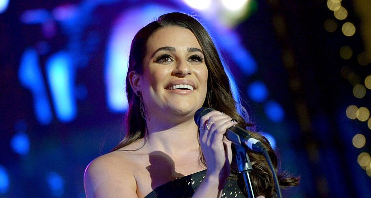 Lea Michele Enjoys Toast with Avocado, Shares Fit Body Photos on Instagram